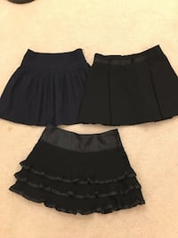 women's black skirt Fairfax, 22033