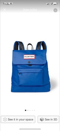 Hunter back pack Rancho Santa Margarita, 92688