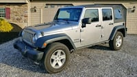 2014 Jeep Wrangler Unlimited Wellsville