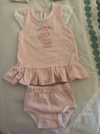 3-6month baby clothes. NEW never used El Cajon, 92021