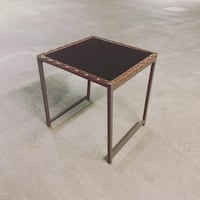 Side table glass top  Charlotte, 28202