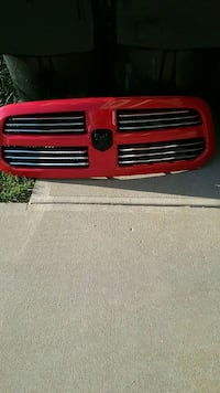 Dodge ram 1500 grill and or inserts