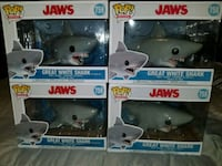 Jaws funko pops $35EACH (FIRM PRICE)