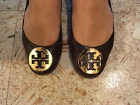 Authentic Tory Burch reva Flats Size 9 Fairfax, 22031