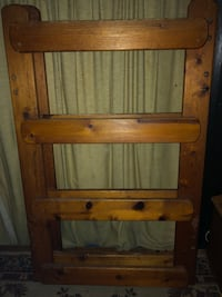 Old wooden bunk beds Tigard, 97223