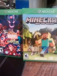 Minecraft & Marvel vs Capcon Urbana, 43078