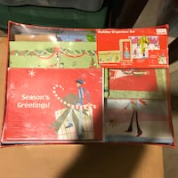 Holiday cards & gift stationary