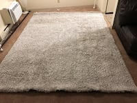 Area shag rug , 8ftX10ft , color is a light grey Weymouth, 02189