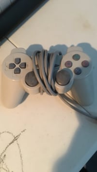 white and gray Sony PS3 controller Deerpark, 12780