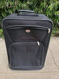 America tourism travel luggage