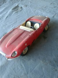 red convertible coupe scale model San Antonio, 78210
