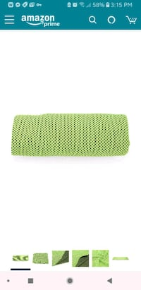 New Cooling Towel for Sports, Workout, Fitness Santa Ana, 92703