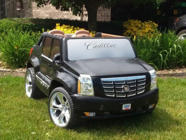 Power Wheels Cadillac Escalade >> Cadillac Escalade Power Wheels New Battery