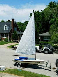 Zuma Sailboat & trailer, both excellent condition Saint Charles, 63301