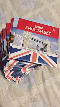Corso inglese BBC english go CD Roma, 00177