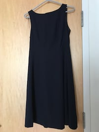 H&M. Navy blue. Size 10. Well made. Dry cleaned Toronto, M5J 0A7
