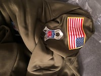 Red Skins Woman's Salute to Service Hoody Frederick, 21701
