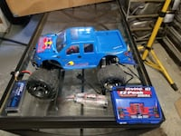 Traxxas Slash VXL RTR with upgrades for sale or trade for 1/16 erevo Union City, 07087