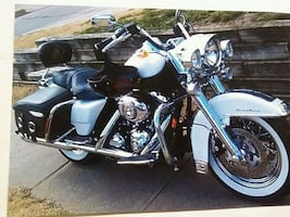 2008 roadking classic harley Davidson make offer