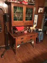 brown wooden dresser with mirror Knoxville, 37931