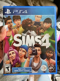 Sims 4 for ps4
