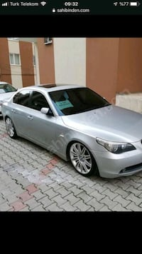 BMW - 5-Series - 2005 Bursa
