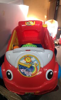 Kids 3 stage Activity Car