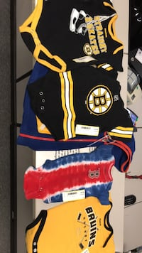 Bruins and Red Sox Onesies Dracut, 01826