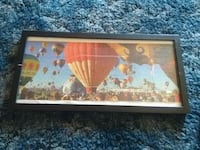 Balloon picture frame Clovis, 88101