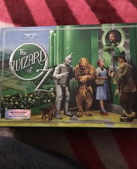 Bookshelf wizard of oz ultimate collection