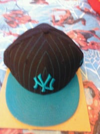 NYY Fitted Cap 7 5/8