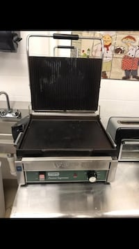black and gray gas grill Arlington, 22206