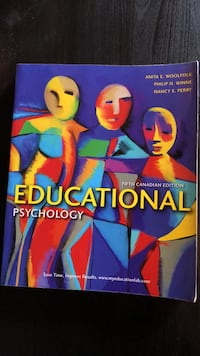 Educational Psychology (5th edition)  Toronto