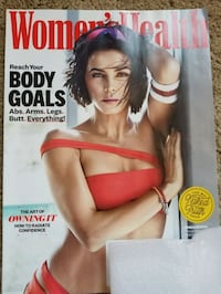 Women's health magazine  71 km