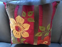 Pillow from smoke free home. Originally from Pier 1 Frederick, 21701