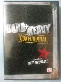 Hard and Heavy Confidential dvd