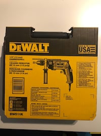 New Dewalt drill Maple Ridge, V2X 9V3