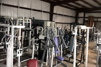 Weight and exercise equipment
