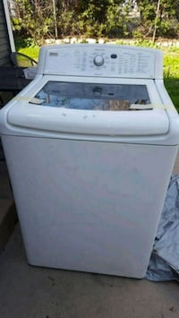 white top-load clothes washer Upland, 91786