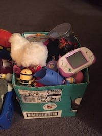 Kids toy lot mixed and miscellaneous toys Scranton, 18510