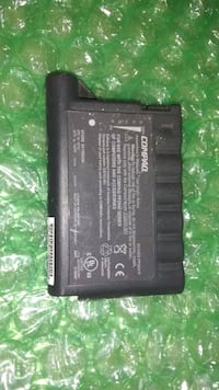Rechargeable battery for compaq evo Union City
