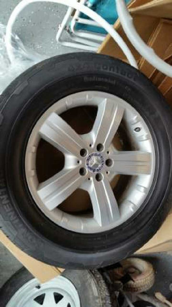 Mercedes Rims For Sale >> Used Mercedes Benz Gl Ml Originals Wheels Rims For Sale In Cutler