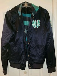 Size Large Womens Nike Sportswear Nylon Jacket