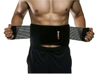 Brace and Support Belt with Dual Adjustable Straps Hollywood, 33020