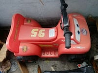 Lightning road racer for child ages 3/ 6 years old Niagara Falls, 14303