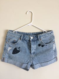 Female shorts - H&M DIVIDED - m medium size 8 - NEW Los Angeles
