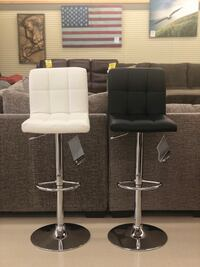 Adjustable height swivel barstools (please read description!) Live Oak, 78233