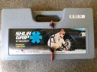 New tire snow chains Milpitas, 95035