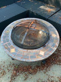 Wood burning fire pit Virginia Beach, 23462