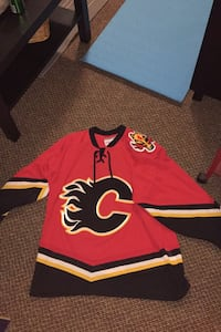Extra Large Flames Jersey Surrey, V3X 1C9